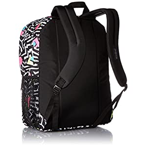 JanSport Big Student Black/White Bebop Backpack Bags