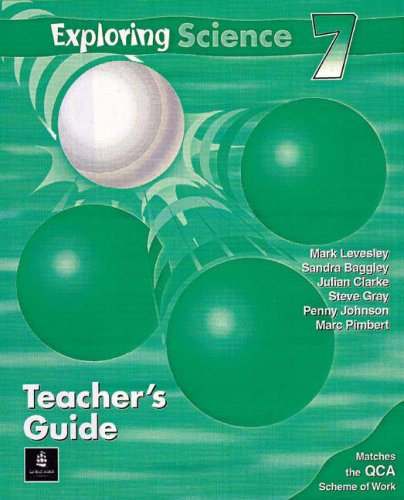 Exploring Science QCA Teacher\'s Book Year 7 Second Edition Paper: M ...