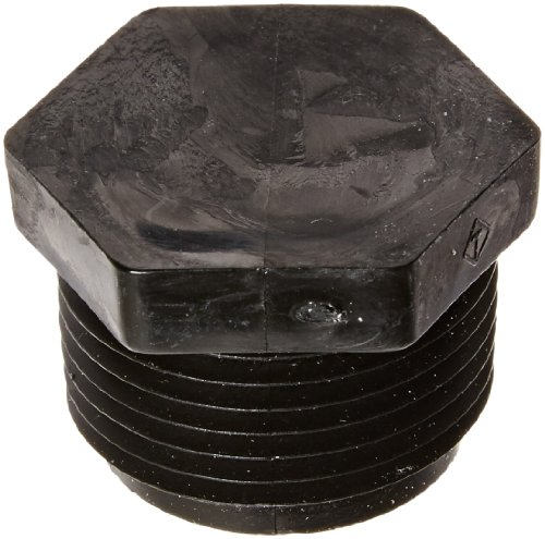 (UltraTech 9960 Drain Plug, For Drains or 3/4