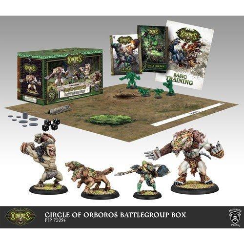 Hordes Circle Orboros: Battlegroup Starter Box (Mk III)