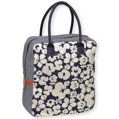 Mr & Mrs Clynk acquerello Weekend Bag Navy