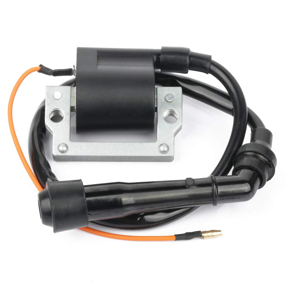 Ineedup 1pcs Ignition Spark Coil Fits for Bombardier DS650// DS650 Baja// DS650 X// DS650 X Baja Can-Am DS650 X Kawasaki KLR250 1985-2007