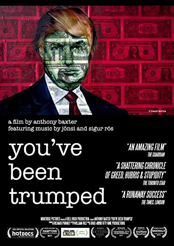 You've Been Trumped 11 x 17 Movie Poster