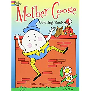 Mother Goose Coloring Book (Dover Classic Stories Coloring Book)