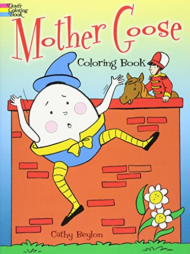 (Mother Goose Coloring Book (Dover Classic Stories Coloring Book))