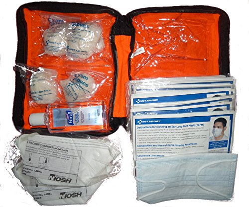 Price comparison product image Right Response Personal Protection Pandemic Flu family kit