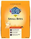 Nature's Recipe Small Bites Chicken Meal & Rice Recipe Dry Dog Food, 15-Pound