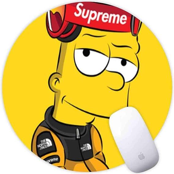 Amazoncom Disney Collection Simpson Supreme Wallpaper