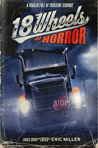 book cover of 18 Wheels of Horror