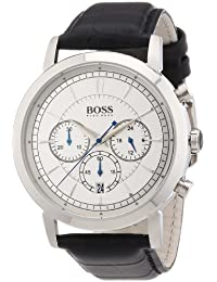 Hugo Boss Silver Leather 1512779 Review