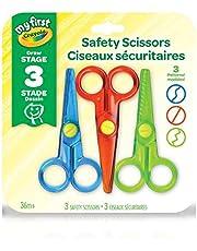 Crayola My First Safety Scissors Arts & Crafts