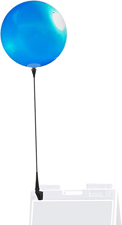 2 Replacement Reusable Balloon Balloons with FREE SHIPPING