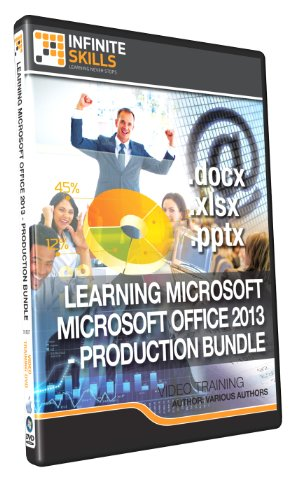 Learning Microsoft Office 2013 - Production Bundle - Training DVD