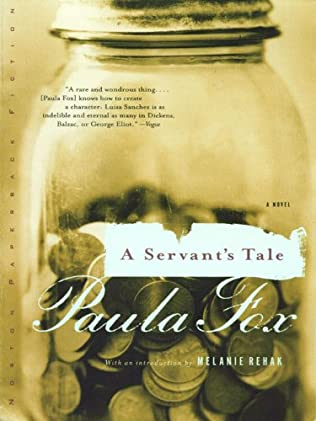 book cover of A Servant\'s Tale