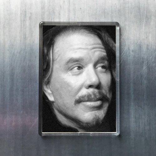 Seasons Mickey Rourke - Original Art Fridge Magnet #js005