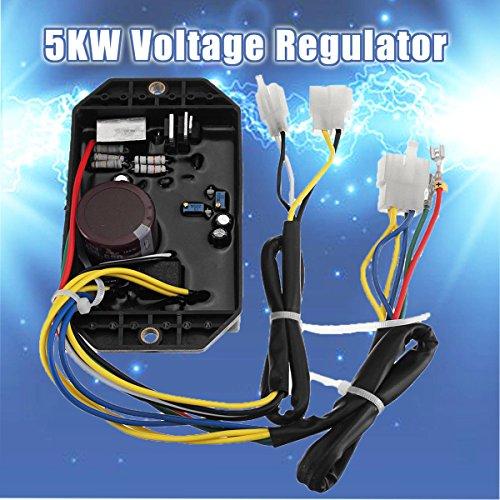 Li Bai Diesel Generator Voltage Voltage Regulators