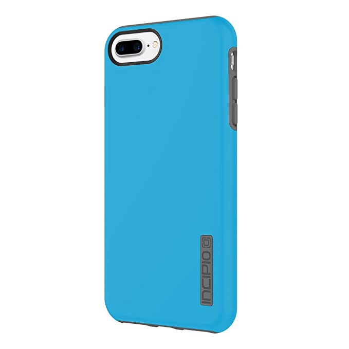 sale retailer bc8ea 46d21 Incipio DualPro iPhone 8 Plus & iPhone 7/6/6s Plus Case with  Shock-Absorbing Inner Core & Protective Outer Shell for iPhone 8 Plus &  iPhone 7/6/6s ...
