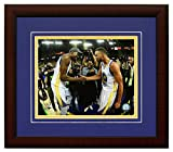 kevin durant pics - Golden State Warriors Stephen Curry & Kevin Durant After The 2017 NBA Finals. Framed 8x10 Photo Picture (h5)