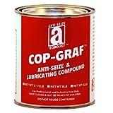 COP-GRAF 11025 Copper Graphite Anti-Seize Compound, 40 oz., Paste