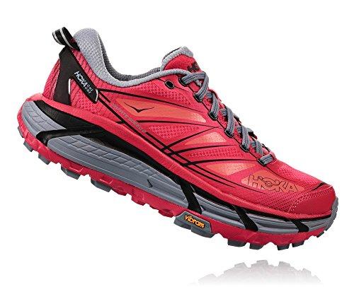 Hoka Mafate Speed 2Woman Azalea/Black–Zapatillas trail running para mujer -