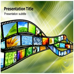 Amazon digital film ppt powerpoint template film powerpoint digital film ppt powerpoint template film powerpoint template movie reel template toneelgroepblik Choice Image