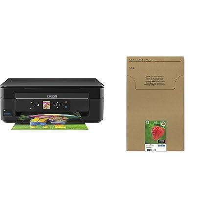 Epson Expression Home XP-342 - Impresora inyección de tinta multifunción + Cartucho Multipack envío facil