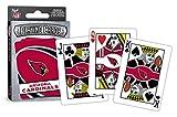 cardinals football cards - MasterPieces NFL Arizona Cardinals Playing Cards