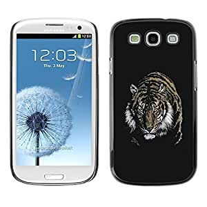 GagaDesign Phone Accessories: Hard Case Cover for Samsung Galaxy S4 - Fierce Tiger by Maris's Diary