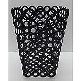 Vanilla Rings Waste Bin - 6.25''x9.75''