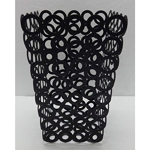 Vanilla Rings Waste Bin - 6.25''x9.75'' by Red Vanilla