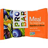 2Pack! Probar Bar Organic Superberry Bar - Case of 12 - 3 oz