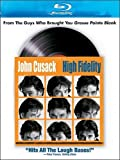 High Fidelity [Blu-ray] by Touchstone Home Entertainment