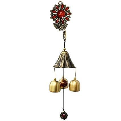 Amazon.com: Zelro Vintage Shopkeepers campana de puerta ...