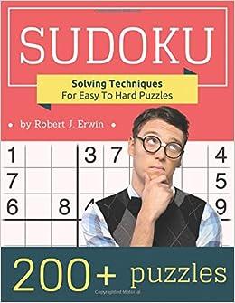 EPUB Gratis Sudoku: 200+ Sudoku Puzzles (easy Medium Hard