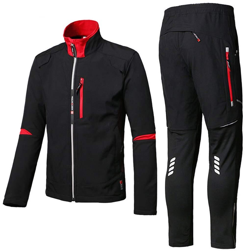 Rainsuit Rain Jacket and Rain Pants Set Unisex Reusable Rainwear Waterproof Raincoat for Climbing Hiking Fishing