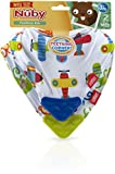 Nuby? Teething Bandana Bibs 2-Pack (Units per case: 24)