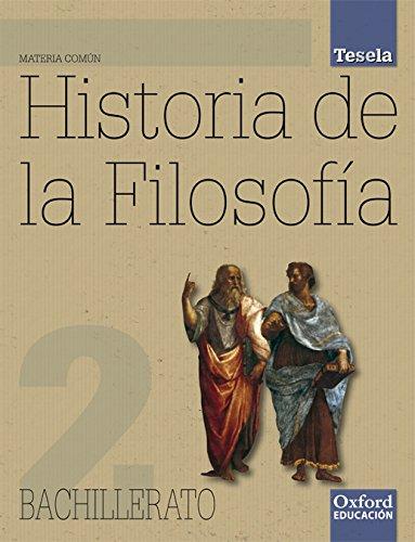 Filosofía 2º Bachillerato Tesela Libro del Alumno: Amazon.es: Varios Autores: Libros