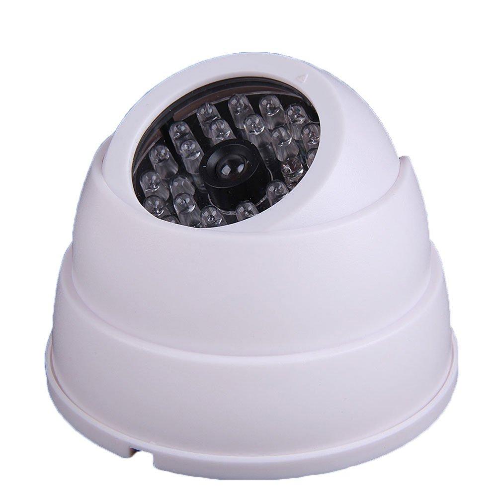 高級素材使用ブランド niceeshop ホワイト ( ( TM )防水LEDインドアドームダミーセキュリティIRカメラ ホワイト TM B013HS1G3G, スリッパ Online Shop:1c2a803d --- a0267596.xsph.ru