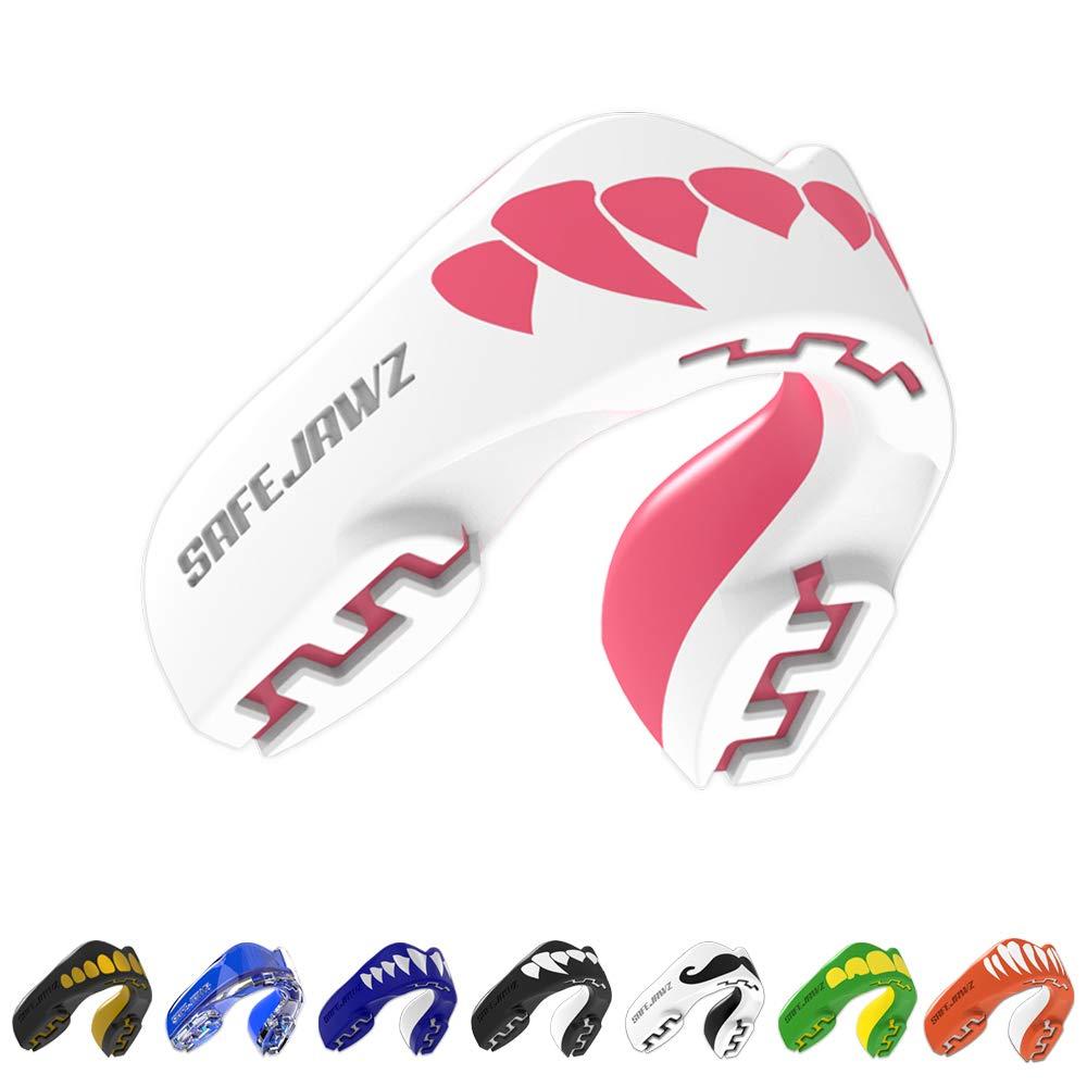Safejawz Fangz - Protège Dents - Taille Adult