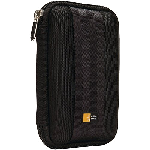 (Case Logic QHDC-101 Portable EVA Hard Drive Case  -)