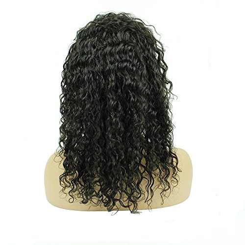 Top 8A Full Lace Human Hair Wigs For Black Women 130% Density Brazilian Loose Wave Curly Front Lace Wigs Lace Front Human Hair Wigs Baby Hair by Kylie Beauty Hair (Image #3)