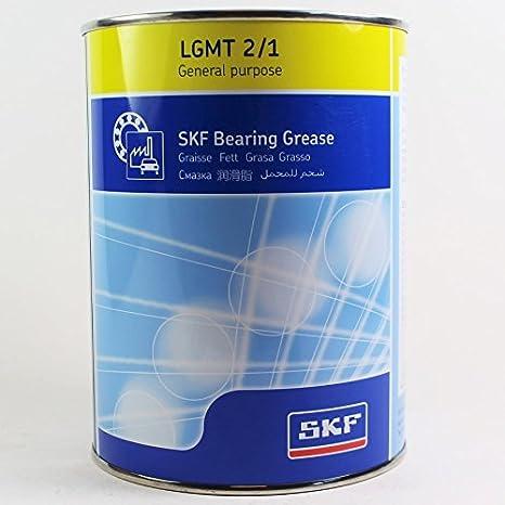 Cartucho SKF LGMT 2/1, de grasa multiuso, 1 kg, para rodamientos de rodillo: Amazon.es: Bricolaje y herramientas