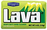 LAVA 10383 Heavy-Duty 4 OZ Hand Cleaner Bar with Moisturizers (Pack of 48)