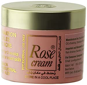 Rose Cream for Freckles Spots and Acne 25g