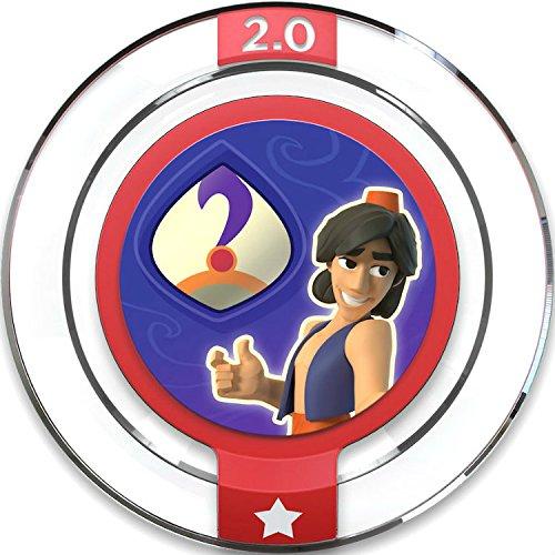 Disney Infinity 2.0 Disney Originals Power Disc - Aladdin Rags to Riches (Aladdin Infinity Disk)