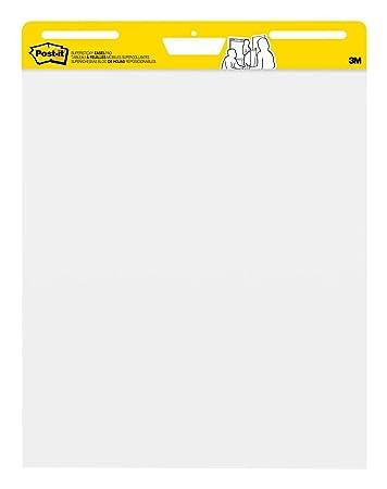 Amazon post it easel pad 3m