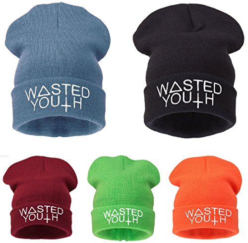 noe Wasted Youth green 4sold Gorro nUORxgg
