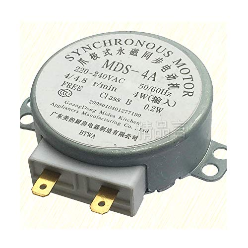 Cw 20Mm Dicke Ac Synchron Motor A6R8 Ac 220V-240V 4W 3Rpm Ccw