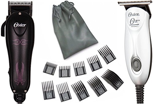 oster combo hair clipper - 2