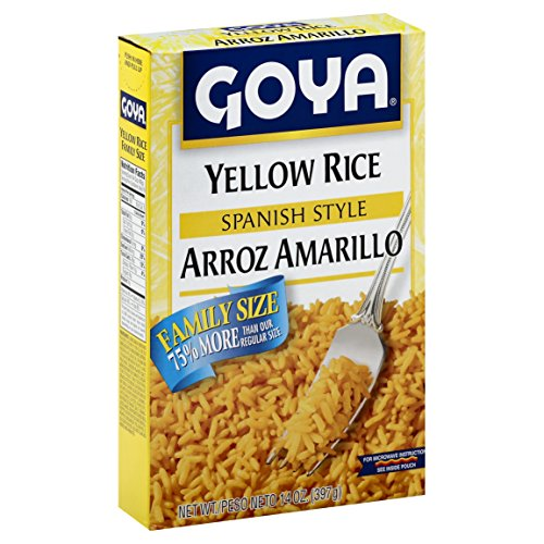 Goya Yellow Rice, 14-Ounce Units (Pack of 18) (Goya Mexican Rice Chicken compare prices)